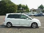 Used 2001 MAZDA PREMACY BF67527 for Sale Image 6