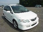 Used 2001 MAZDA PREMACY BF67527 for Sale Image 7