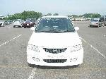 Used 2001 MAZDA PREMACY BF67527 for Sale Image 8