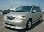 Used 2001 MAZDA MPV BF67421 for Sale Image 1