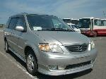 Used 2001 MAZDA MPV BF67421 for Sale Image 7