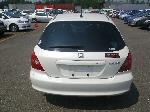 Used 2001 HONDA CIVIC BF67608 for Sale Image 4