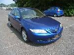 Used 2002 MAZDA ATENZA BF67599 for Sale Image 7