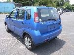 Used 2003 SUZUKI SWIFT BF67598 for Sale Image 3