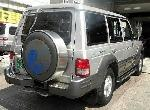 Used 2002 HYUNDAI GALLOPER BF99997 for Sale Image 3