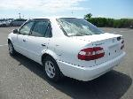 Used 2000 TOYOTA COROLLA SEDAN BF67796 for Sale Image 3