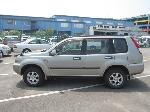 Used 2002 NISSAN X-TRAIL BF67713 for Sale Image 2