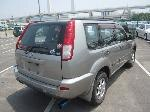 Used 2002 NISSAN X-TRAIL BF67713 for Sale Image 5