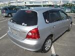 Used 2002 HONDA CIVIC BF67655 for Sale Image 5