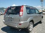 Used 2001 NISSAN X-TRAIL BF67884 for Sale Image 5