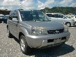 Used 2001 NISSAN X-TRAIL BF67884 for Sale Image 7