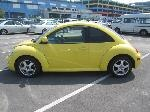 Used 2001 VOLKSWAGEN NEW BEETLE BF67663 for Sale Image 2