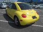 Used 2001 VOLKSWAGEN NEW BEETLE BF67663 for Sale Image 3