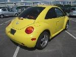 Used 2001 VOLKSWAGEN NEW BEETLE BF67663 for Sale Image 5