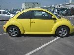 Used 2001 VOLKSWAGEN NEW BEETLE BF67663 for Sale Image 6