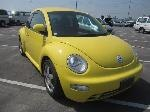 Used 2001 VOLKSWAGEN NEW BEETLE BF67663 for Sale Image 7