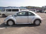 Used 2001 VOLKSWAGEN NEW BEETLE BF67681 for Sale Image 2