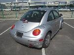 Used 2001 VOLKSWAGEN NEW BEETLE BF67681 for Sale Image 5