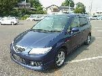 Used 2001 MAZDA PREMACY BF68080 for Sale Image 1