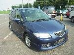 Used 2001 MAZDA PREMACY BF68080 for Sale Image 7