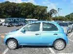 Used 2003 NISSAN MARCH BF67950 for Sale Image 2