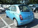 Used 2003 NISSAN MARCH BF67950 for Sale Image 3