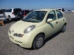 Used 2004 NISSAN MARCH BF68043 for Sale Image 1