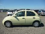 Used 2004 NISSAN MARCH BF68043 for Sale Image 2