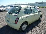 Used 2004 NISSAN MARCH BF68043 for Sale Image 5