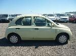 Used 2004 NISSAN MARCH BF68043 for Sale Image 6