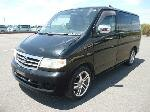 Used 2001 MAZDA BONGO FRIENDEE BF68001 for Sale Image 1