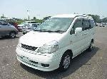 Used 2001 NISSAN SERENA BF68087 for Sale Image 1