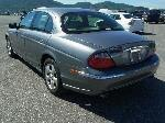 Used 2002 JAGUAR S-TYPE BF68054 for Sale Image 3