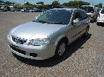 Used 2001 MAZDA FAMILIA S-WAGON BF67924 for Sale Image 1