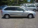 Used 2001 MAZDA FAMILIA S-WAGON BF67924 for Sale Image 6