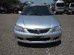 Used 2001 MAZDA FAMILIA S-WAGON BF67924 for Sale Image 8
