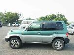 Used 1999 MITSUBISHI PAJERO IO BF68059 for Sale Image 2