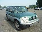 Used 1999 MITSUBISHI PAJERO IO BF68059 for Sale Image 7