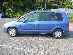 Used 1999 MAZDA PREMACY BF68109 for Sale Image 2