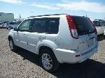 Used 2001 NISSAN X-TRAIL BF68021 for Sale Image 3