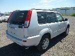 Used 2001 NISSAN X-TRAIL BF68021 for Sale Image 5