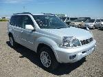Used 2001 NISSAN X-TRAIL BF68021 for Sale Image 7