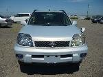 Used 2001 NISSAN X-TRAIL BF68021 for Sale Image 8