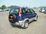 Used 2000 DAIHATSU TERIOS BF68118 for Sale Image 5