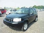 Used 2001 LAND ROVER FREELANDER BF68122 for Sale Image 1