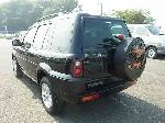 Used 2001 LAND ROVER FREELANDER BF68122 for Sale Image 3