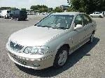 Used 2001 NISSAN BLUEBIRD SYLPHY BF68133 for Sale Image 1