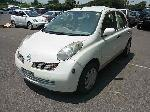 Used 2002 NISSAN MARCH BF68134 for Sale Image 1