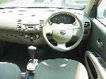 Used 2002 NISSAN MARCH BF68134 for Sale Image 21