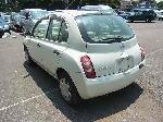Used 2002 NISSAN MARCH BF68134 for Sale Image 3